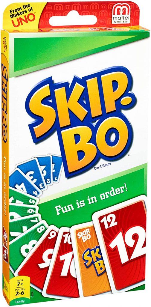 Skip Bo Box