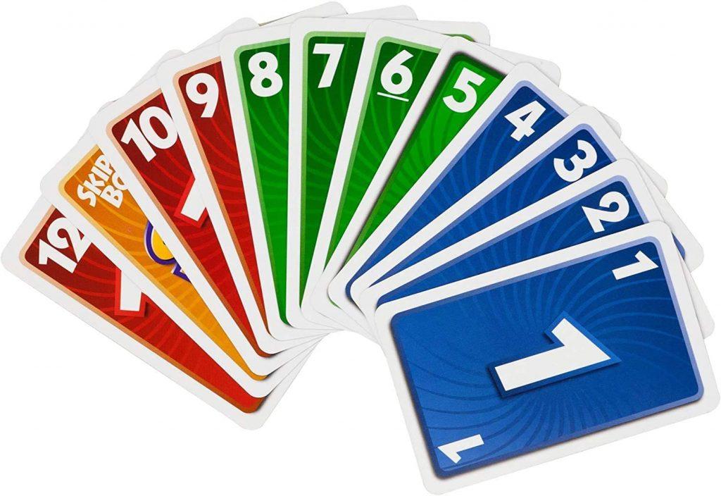 Set of Skip Bo Cards
